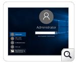 Self service password Windows GINA/Credential Provider